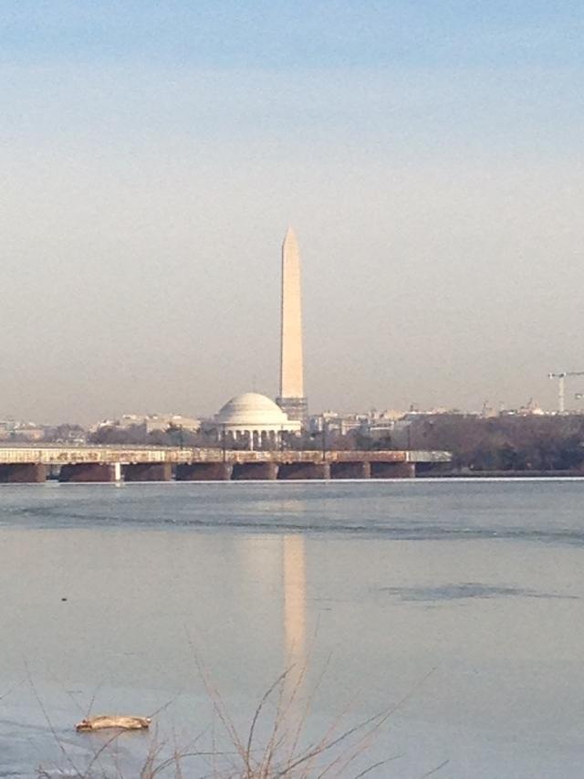 Views across the Potomac