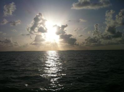We took a sunset cruise for my birthday in Key West a few years ago