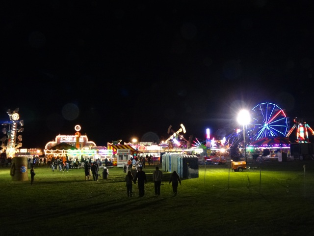 Now that's a festive carnival!