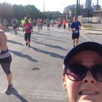 Baltimore Half Marathon Recap