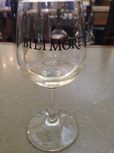 Yum, Biltmore Wine.