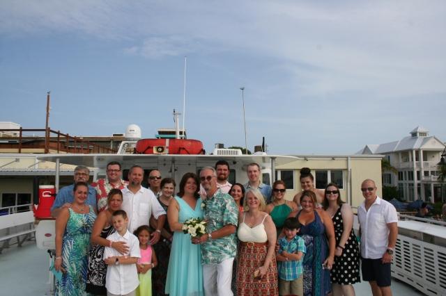 Family Pic post wedding!